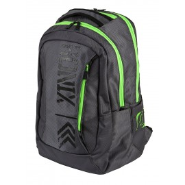 Buzz Backpack - Silver / Lime