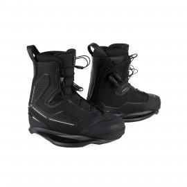 One Boot - Black / White