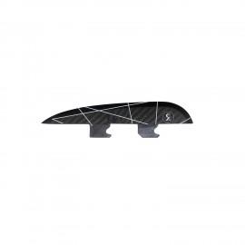 """1.0"""" - Floating Fin-S 2.0 Tool-Less Fiberglass - Center Surf Fin"""