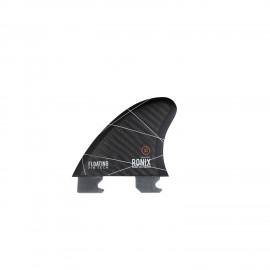"3.0"" - Floating Fin-S 2.0 Tool-Less Fiberglass - Left Surf Fin"