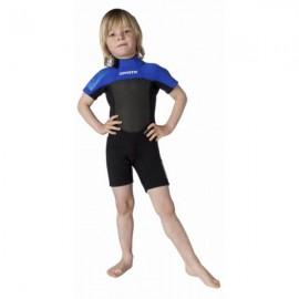 Star Shorty 3/2mm Bzip Kids blue - XL (128cm)