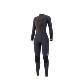 Brand Fullsuit 3/2mm Bzip Flatlock Women - Night Blue