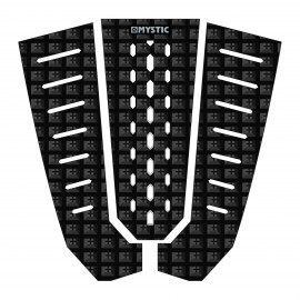 Guard Tailpad Classic Shape - black