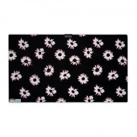 Towel Quickdry - Black/White