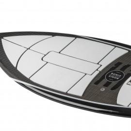 SurfCo Hawaii Wax Mat Traction Kit - Cush Front Pad