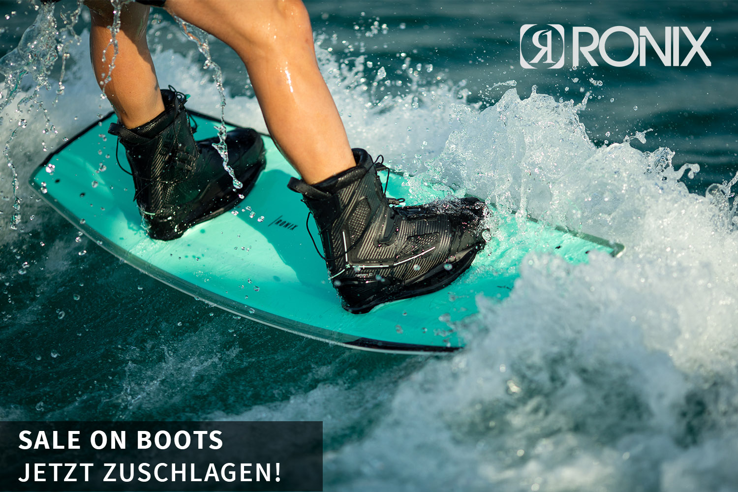 Ronix Wakeboard Boots 2021